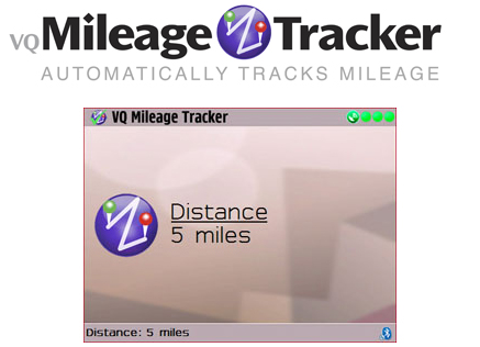 VQ Mileage Tracker
