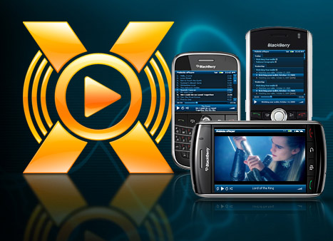 تحميل برنامج xPlayer Blackberry لهواتف
