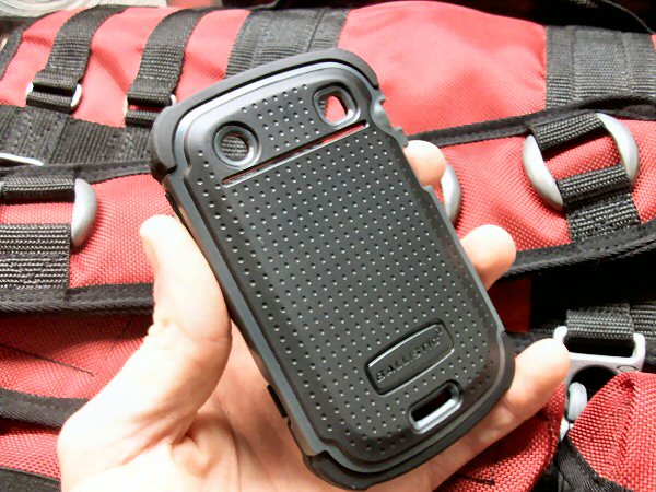 Ballistic SG Series Case for the BlackBerry Bold 9900, 9930