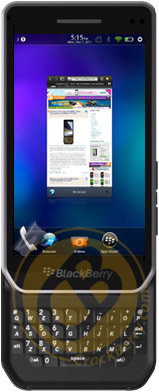 Phone calls on the BlackBerry Milan