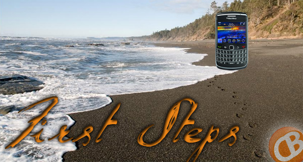 BlackBerry First Steps - Operating Systems