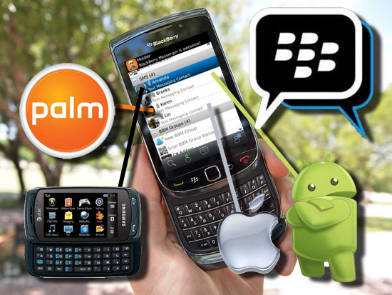 Using BBM to SMS