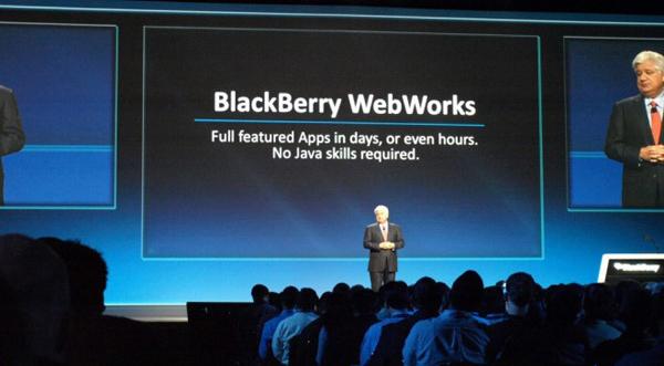 BlackBerry WebWorks