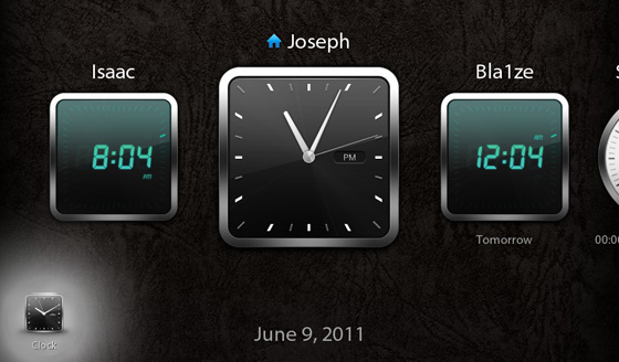 CrackBerry Clocks