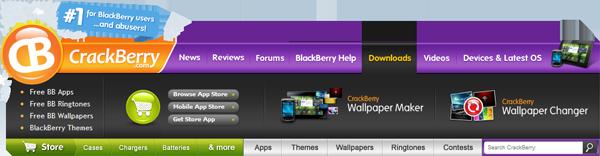 CrackBerry Navbar Downloads