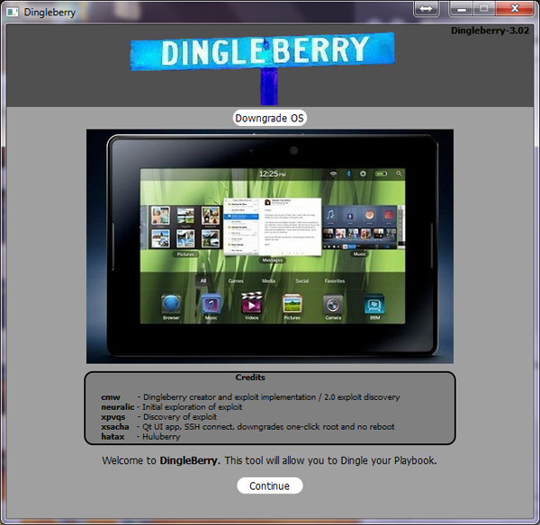 Beginning the DingleBerry 3.x process