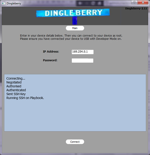 Dingle SSH