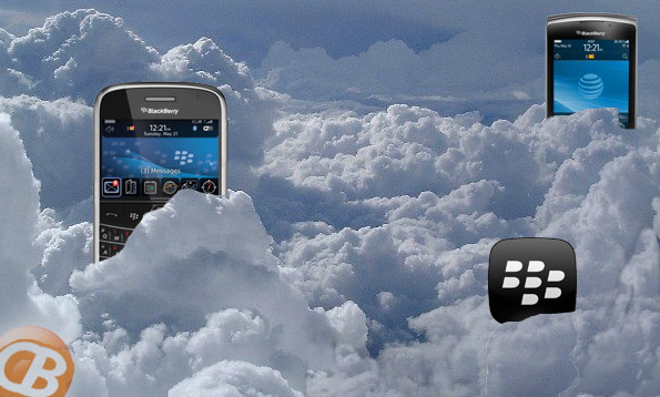 Life in the BlackBerry Cloud
