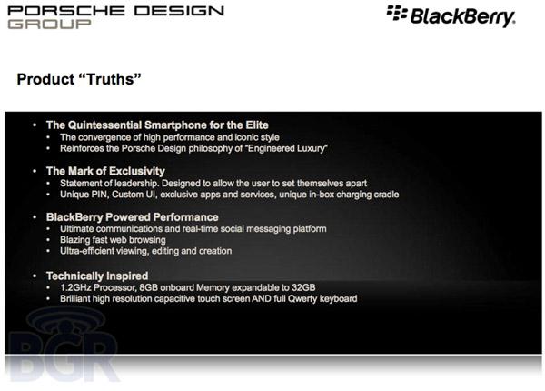 Porsche Design Group slide