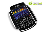 "PowerMat Wireless Charging ""Looking for a better way to charge your BlackBerry?"""