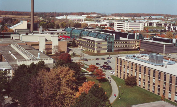 University of Waterloo, circa 2000