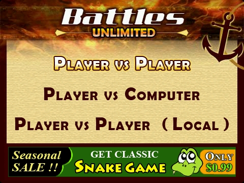 Battles UNLIMITED Multiplayer!