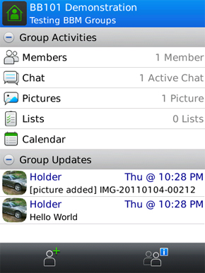 What can BBM Groups do for you?