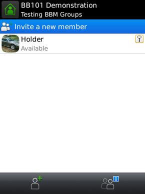 Add new member