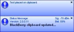 Blurts Clipboard
