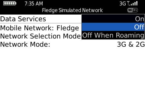 Data Services OS4.6
