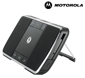 Motorola EQ5 Wireless Travel Stereo Speaker