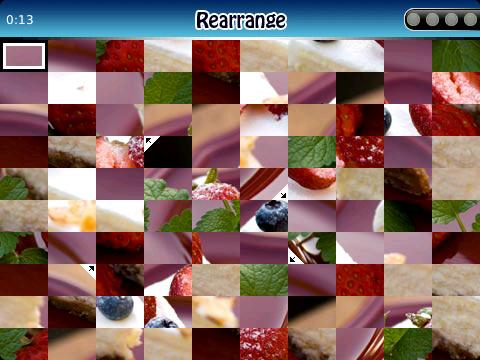 Jigsaw 100 piece puzzle