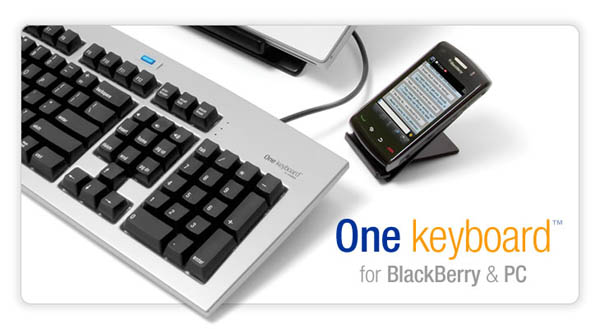 Matias One Keyboard for BlackBerry & PC