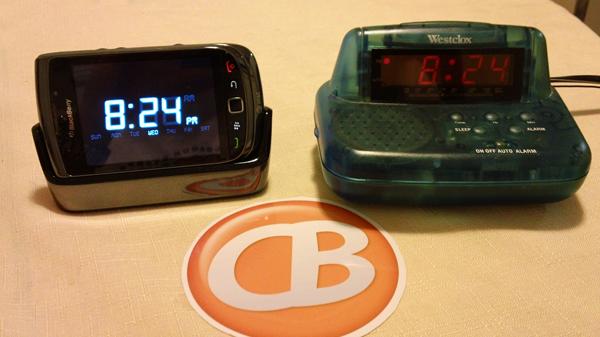 Musical clock, multiple alarms