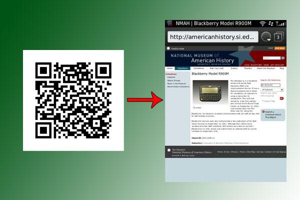 QR example URL