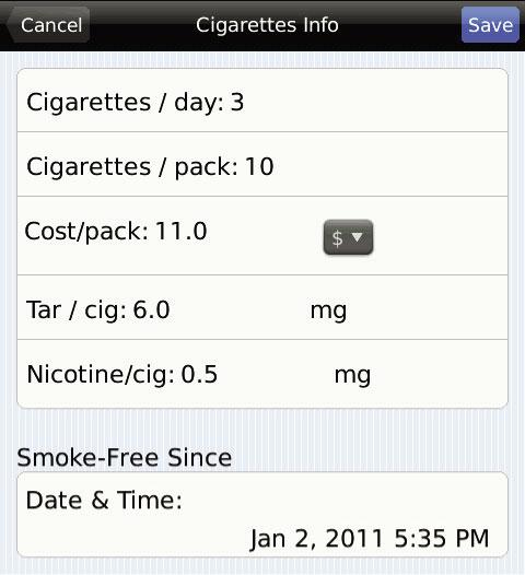 Quit Smoking Information