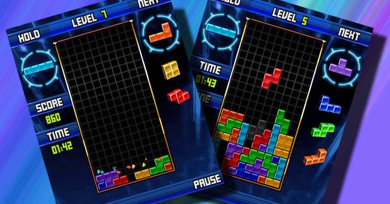 Tetris for BlackBerry