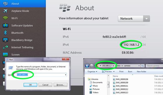 WiFi File Sharing