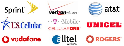 Wireless Carriers NA