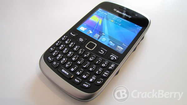 The BlackBerry Curve 9320 launches in Singapore