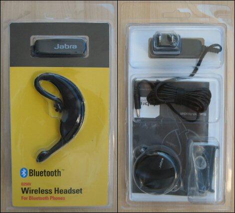 Review Jabra Bt250v Bluetooth Headset For Blackberry Crackberry