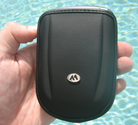 Milante Ancona Hydrofoam Case for BlackBerry 8700