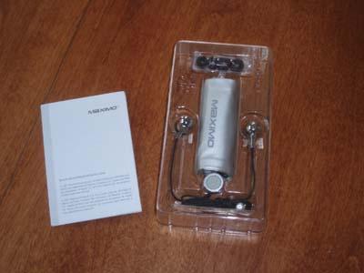 Maximo iP-HS2 iMetal Isolation Headset