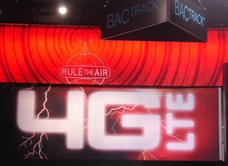 CES2011 Verizon 4G