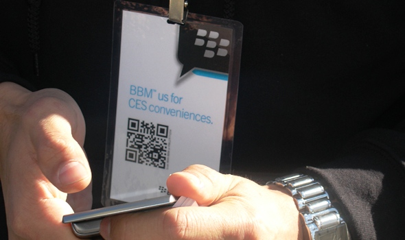 BBM for convenience