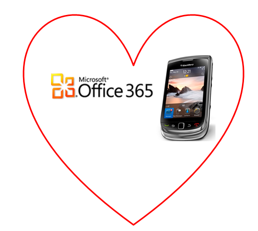 Office 365 and BB