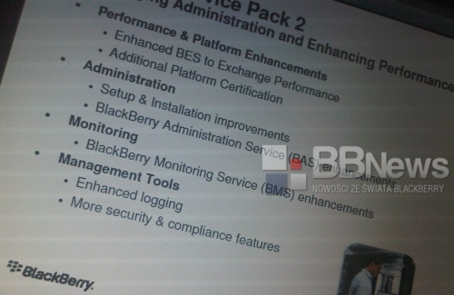 BES 5.0 SP2