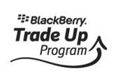 BlackBerry Trade Up Logo