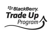 BlackBerry Trade Up Logo