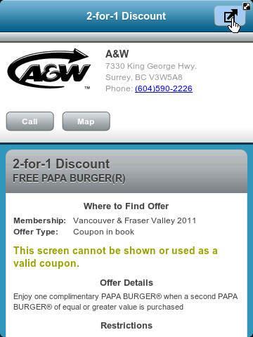 A7W Offer
