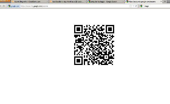 Google Sesame QR