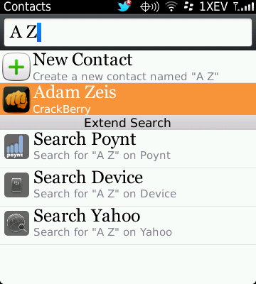 Contact A Z
