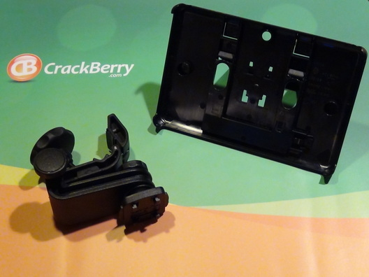 iGrip Headrest kit for the BB PlayBook