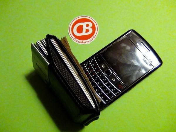 Old Wallet & 9650