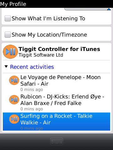 Tiggit Controller w/BBM Integration