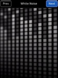 White Noise App Screenshot