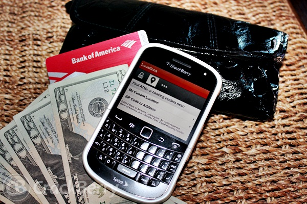 BofA mobile banking app