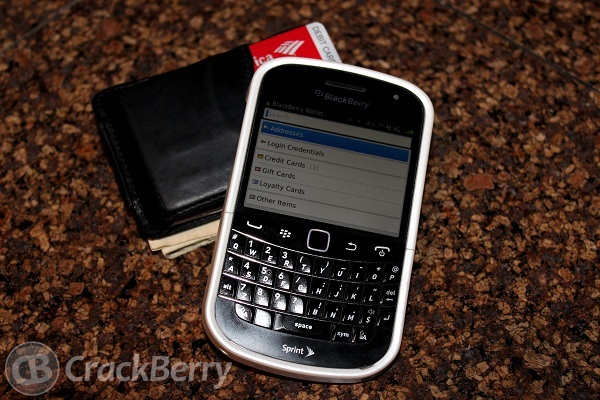 BlackBerry Wallet