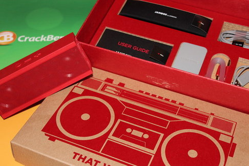 Jambox Packaging