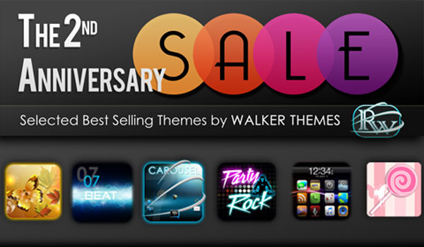 2nd Anniversary Promo